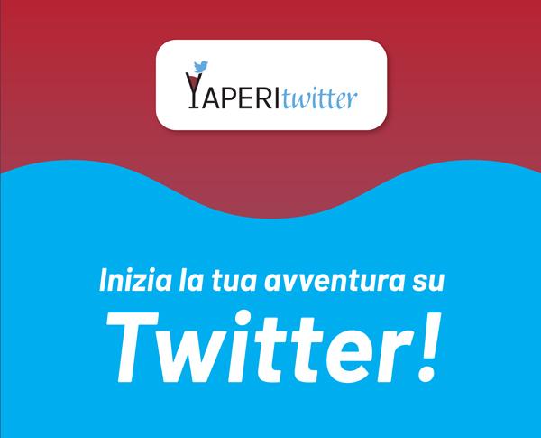 Inizia la tua avventura su twitter