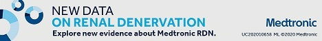 Medtronic - NEW DATA ON RENAL DENERVATION