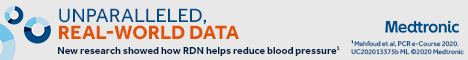 UNPARALLELED, REAL-WORLD DATA • New research showed how RDN helps reduce blood pressure